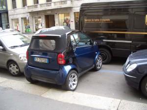 smartな駐車方法