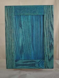 レッドオーク本漆摺り青