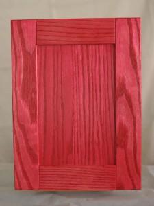レッドオーク本漆摺り赤