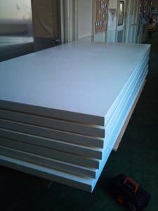 エナメルUVのテーブル天板