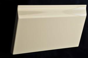 エナメル塗装UVクリア仕上げのキッチン扉