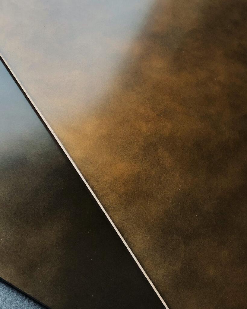 真鍮塗装,メタルポリッシュ